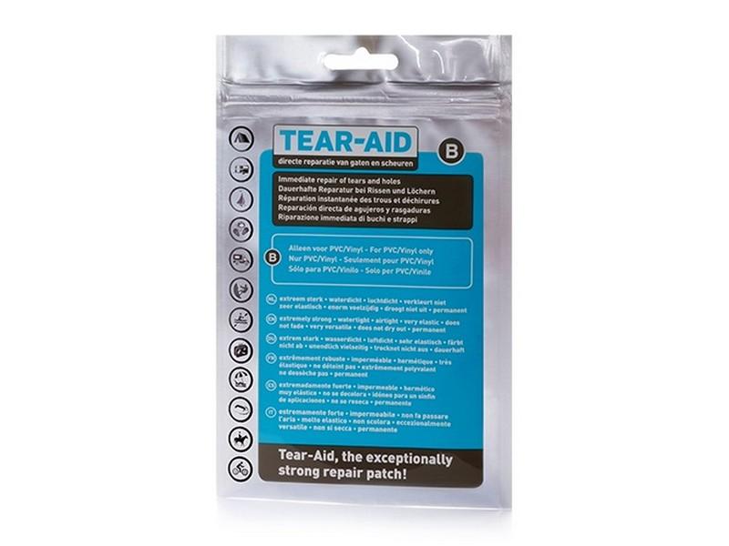Tear Aid Repair Kit Type B Pack Gear Go