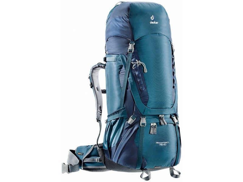 Deuter Aircontact 75 + 10 – Artic/navy