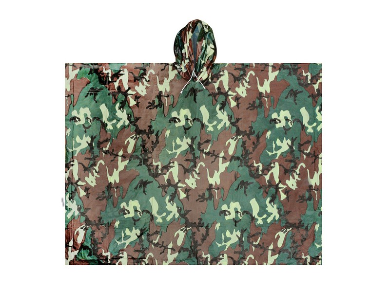 UST All Weather Poncho Adult  – Camo