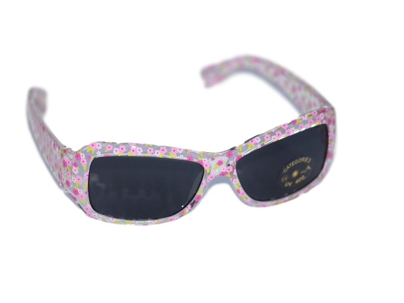 Girls Flower Sunglasses Age Aprox 3-5
