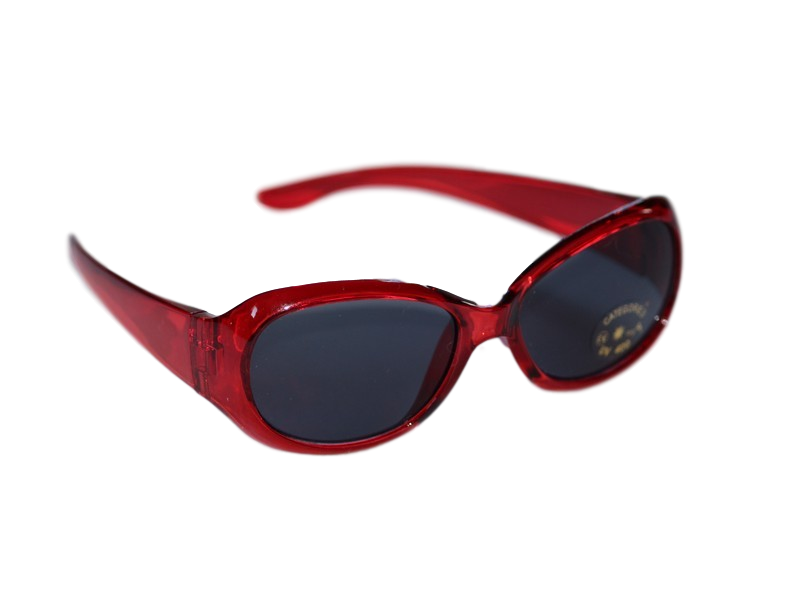 Red Sunglasses Age Aprox 4-9