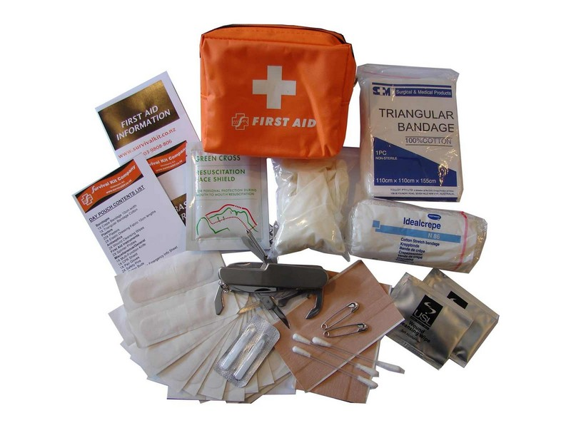Survival Kit Company Day Pouch