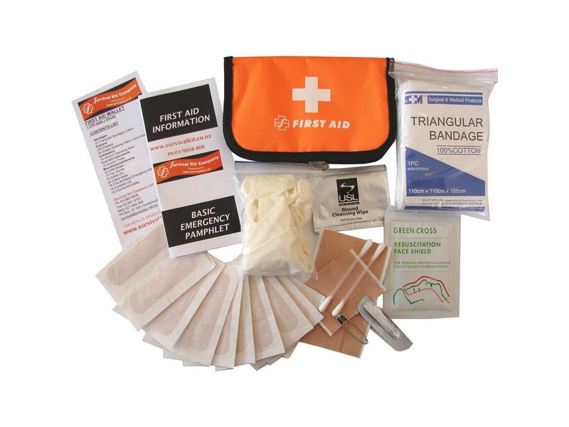 Survival Kit Company Wallet