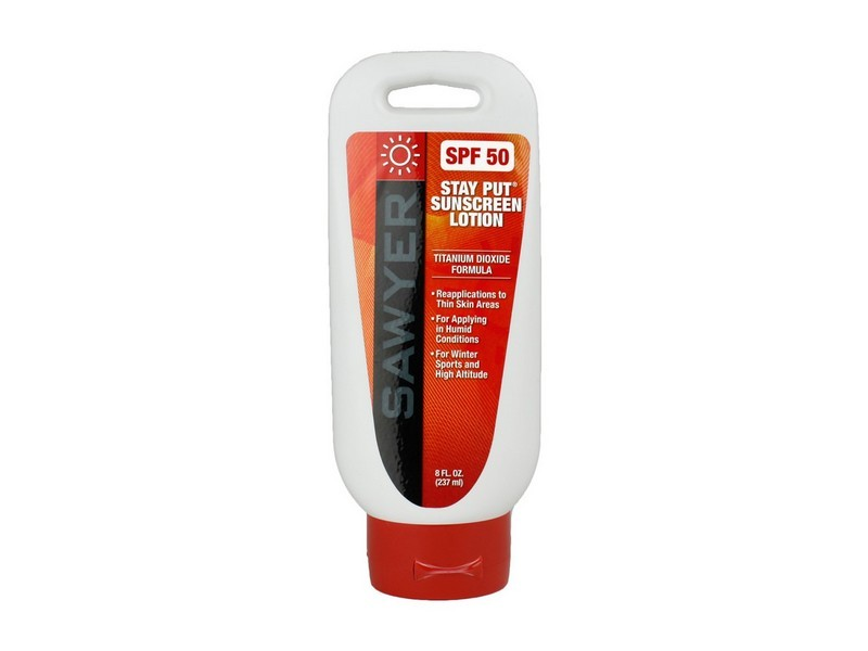Sawyer Stay-Put® SPF 50 Sunscreen