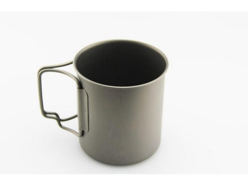 Titaner Titanium 450ml mug