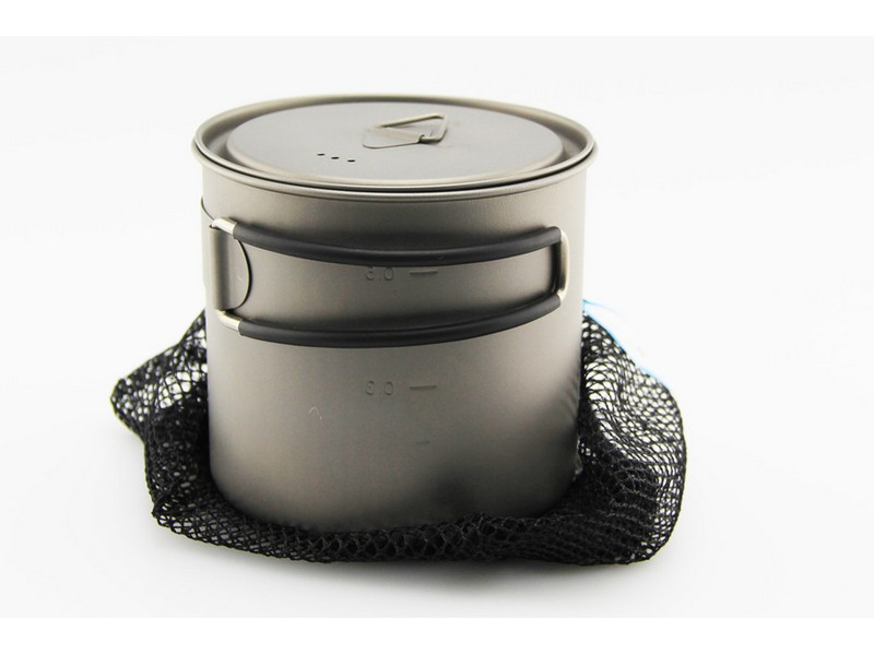 Titaner Titanium 800ml Pot