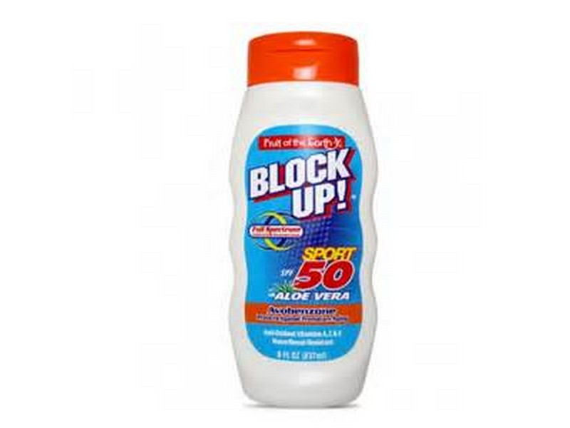 Fruit Of The Earth Block Up! SPORT SPF 50 With Aloe