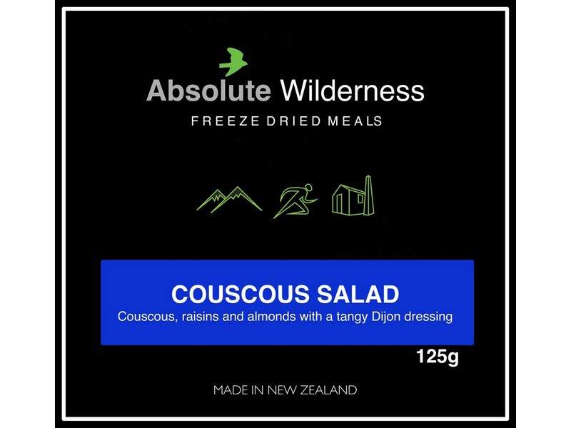Absolute Wilderness Couscous Salad
