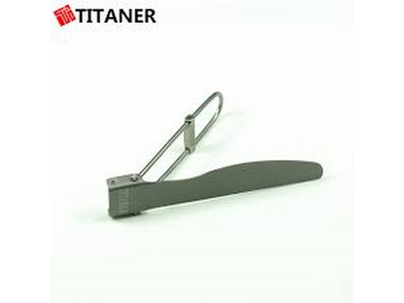Titaner Titanium Folding Knife
