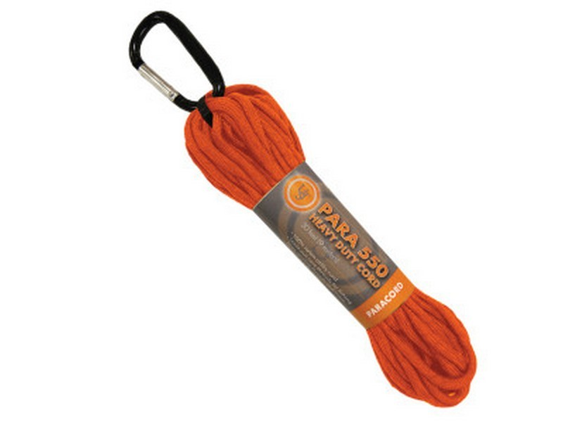 UST Paracord 550 30-ft Orange