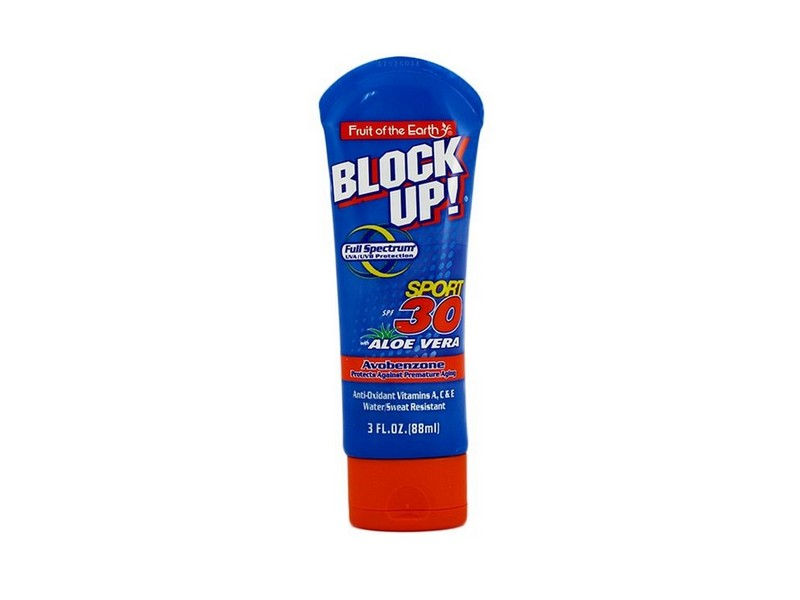 Fruit of the Earth Block Up! SPORT SPF 30