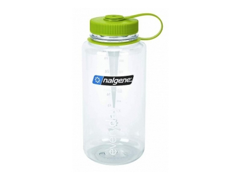 Nalgene Wide Mouth Bottle – 1.0 Litre, Clear