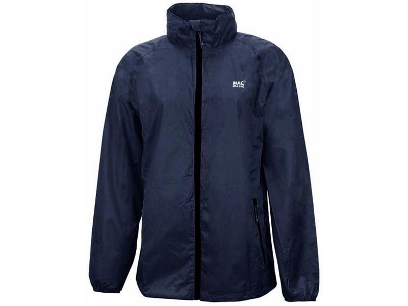 Mac In A Sac MINI Origin Kids Jacket Navy