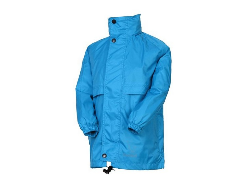 Rainbird Kids Stowaway Jacket – Blue Aster