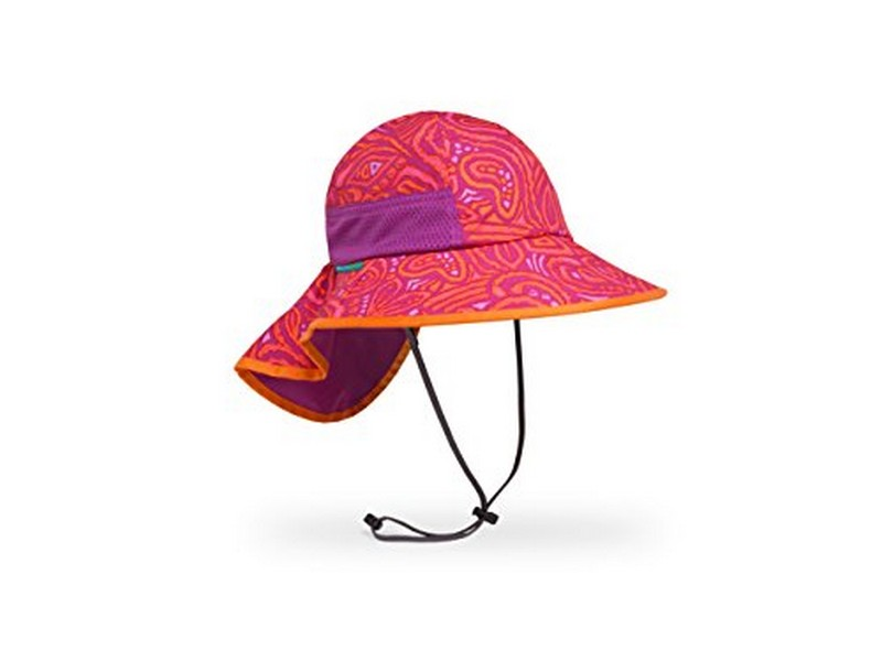 Sunday Afternoons Kids Play Hat – Pink Fossil