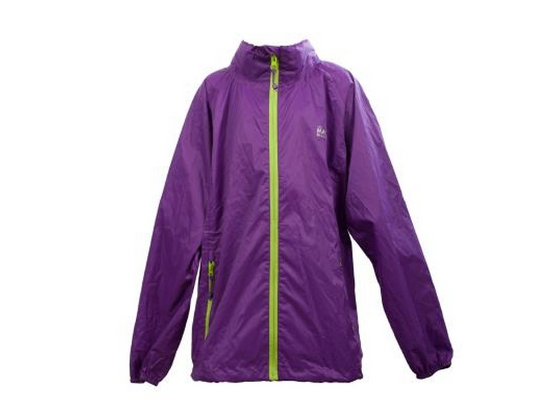 33cc35035 Mac in a Sac MINI Origin Kids Jacket Violet - Pack Gear Go
