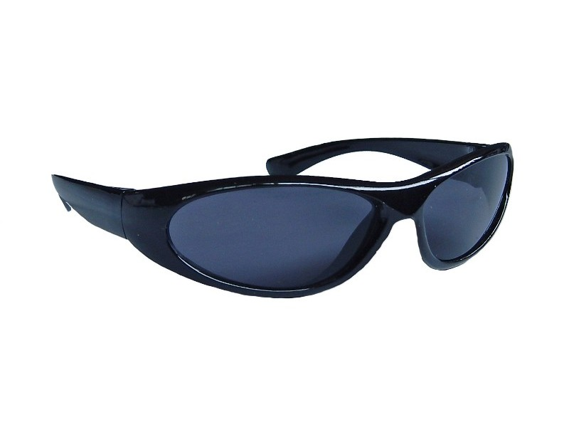 Kids Sports Sunglasses Black