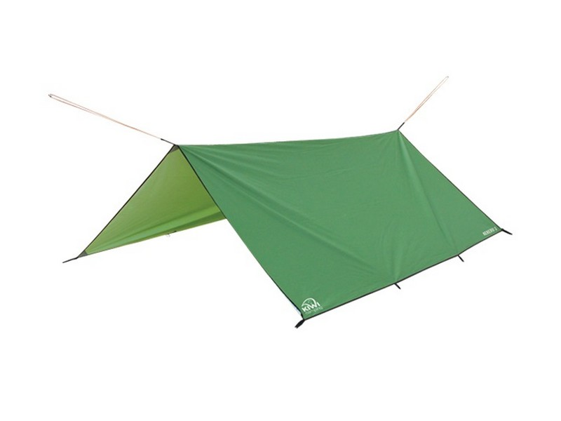 Kiwi Camping Kereru 3 Fly Green