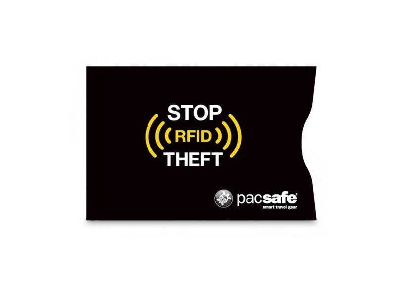 Pacsafe RFID-Blocking Credit Card Sleeve x2