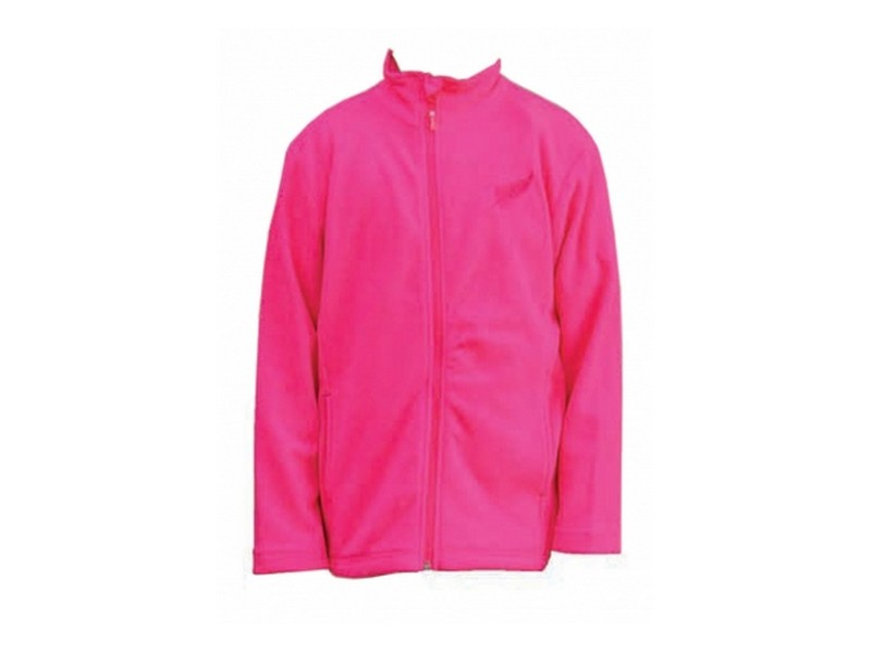 Kiwistuff Jollie Fleece Jacket Kids – Fuschia