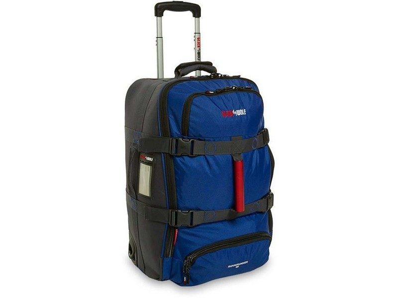 BlackWolf Ridgerunner 60L Rolling Bag