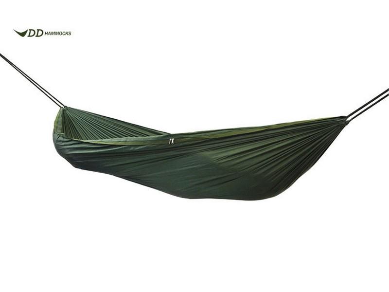 DD Hammocks Camping Hammock – Oilve Green
