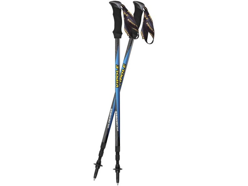 Vipole Wilderness Antishock Walking Poles