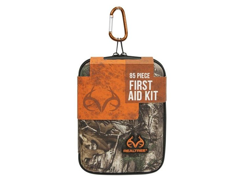 Lifeline Realtree Large Hard Shell First Aid Kit