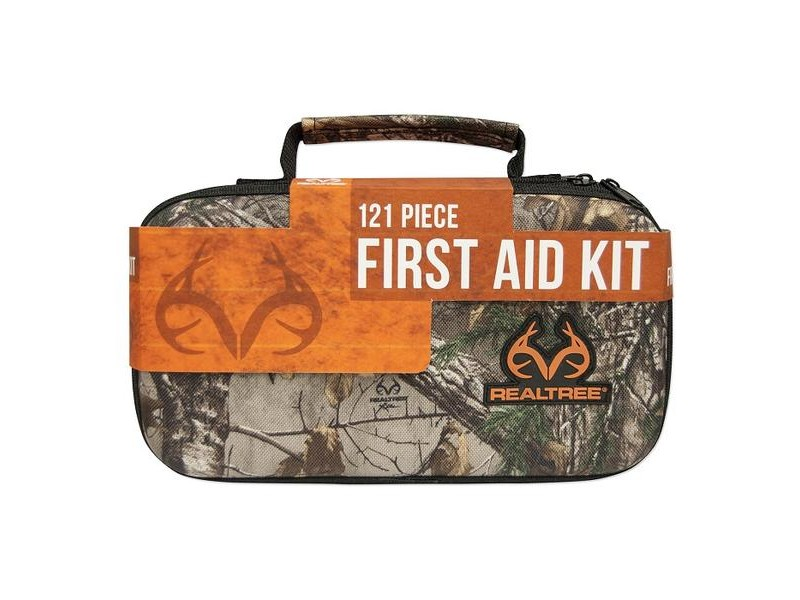 Lifeline Realtree Deluxe Hard Shell First Aid Kit