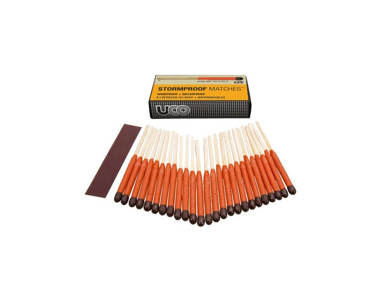 UCO Stormproof Matches 25 Pack