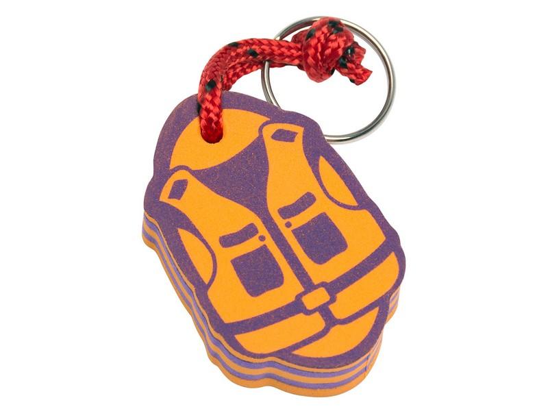 Key Gear Lifejacket Keyring Float