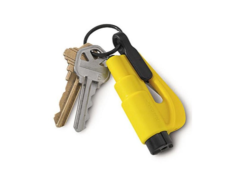 ResQMate Personal Escape Tool – Yellow