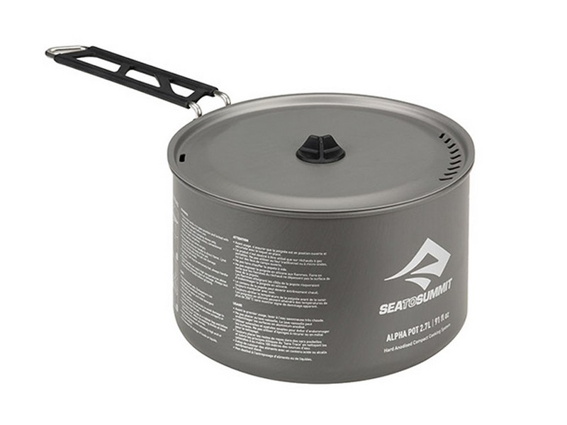 Sea To Summit Alpha Pot – 2.7L