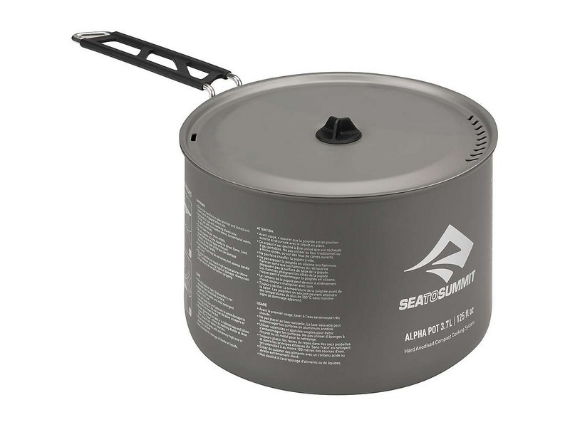 Sea To Summit Alpha Pot – 3.7L