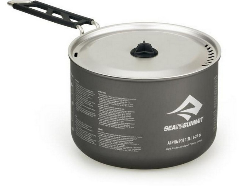 Sea To Summit Alpha Pot – 1.9L