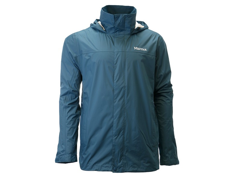 Marmot Mens Precip Jacket – Denim