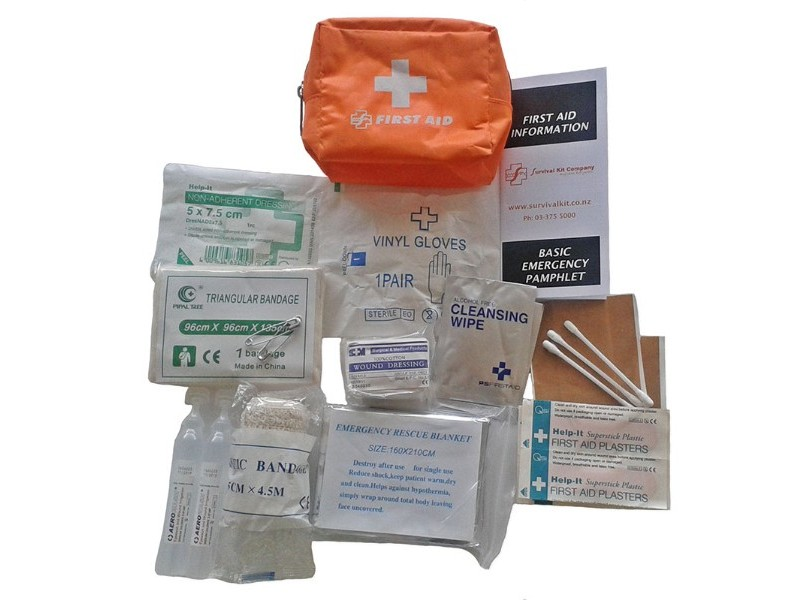 Survival Kit Company Mt.Bike First Aid Kit
