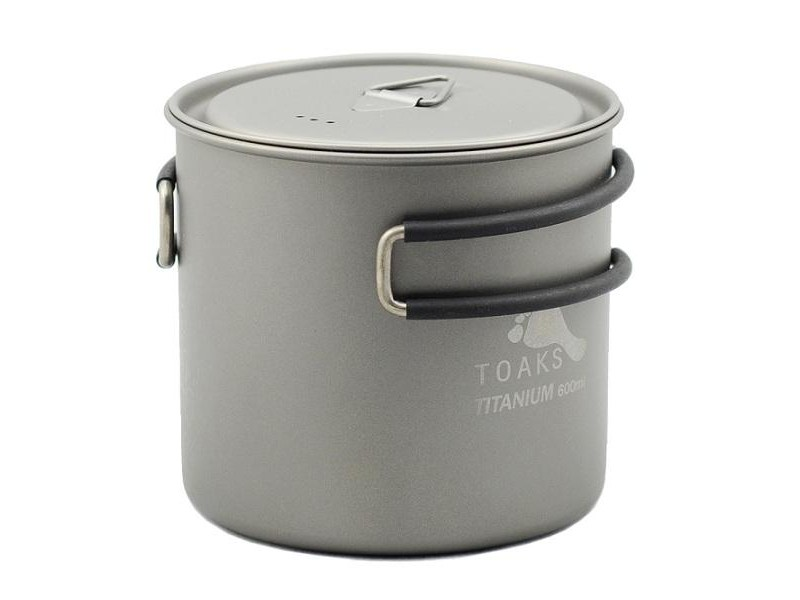 Toaks Titanium 600ml Pot