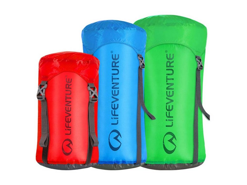 Lifeventure Ultralight Compression Sacks