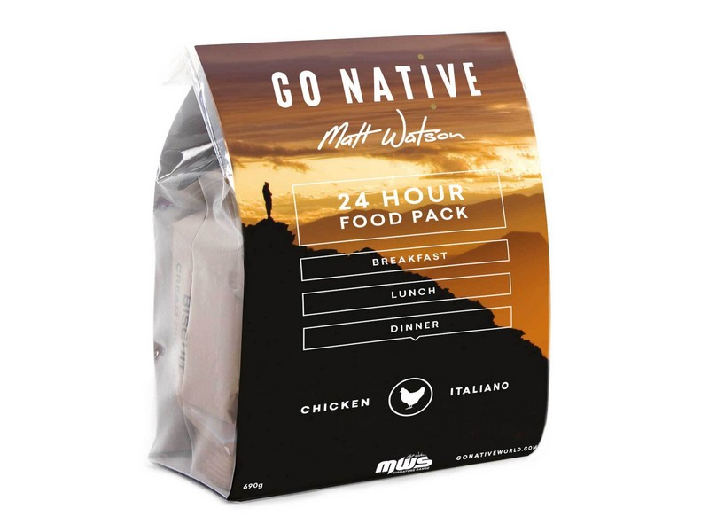 Go Native 24hr Food Pack – Chicken Italiano