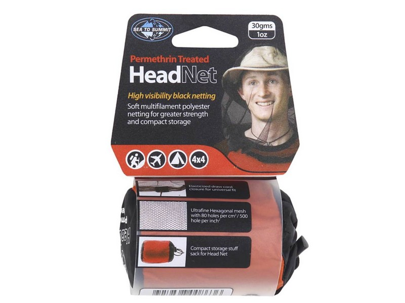 Sea To Summit Permethrin Treated Headnet