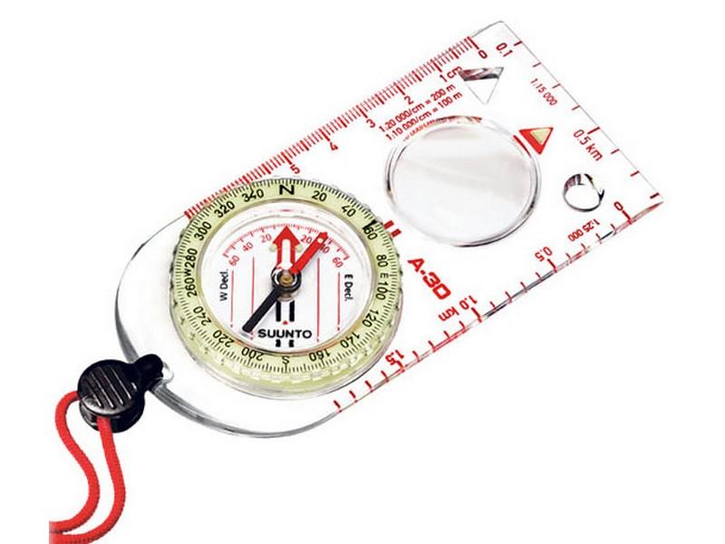 Suunto A-30 Baseplate Compass