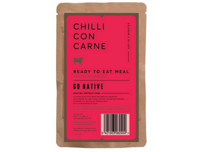 Go Native Chilli Con Carne