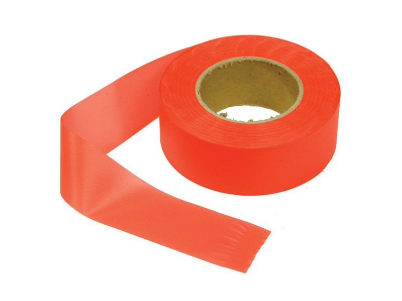 UST Orange Trail Marking Tape