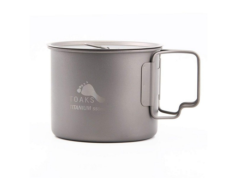 Toaks Titanium Ultralight 550ml Pot