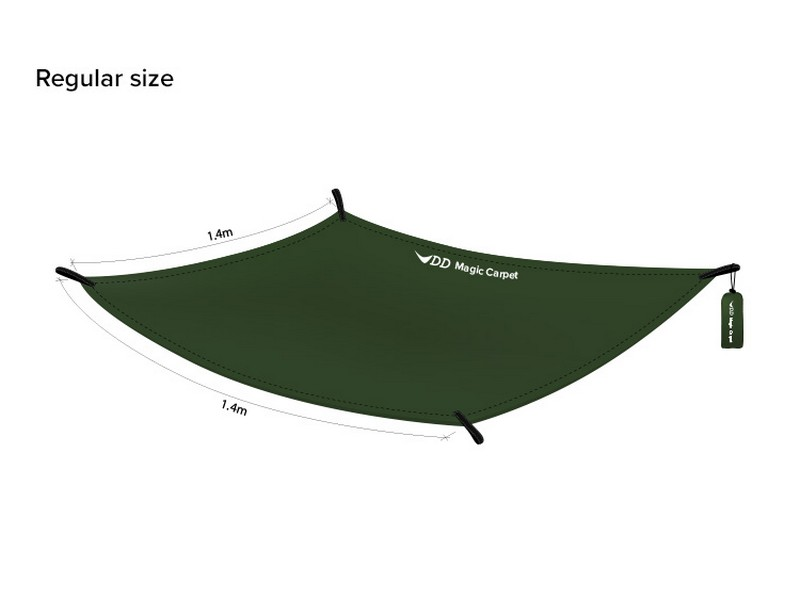 DD Hammocks Magic Carpet Mini Tarp
