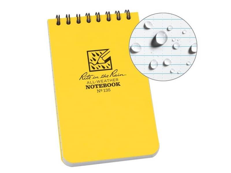 Rite In The Rain Notebook