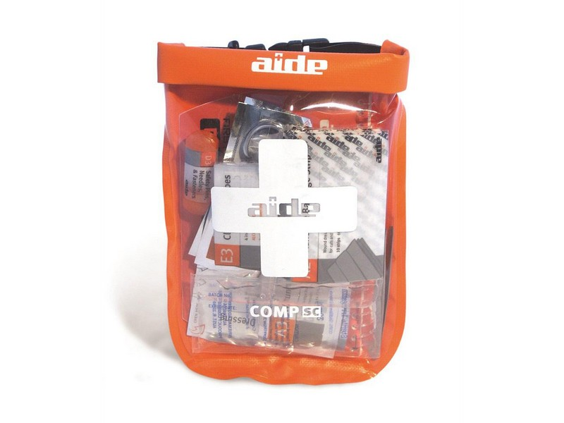 Aide Comp SC Waterproof First Aid Kit