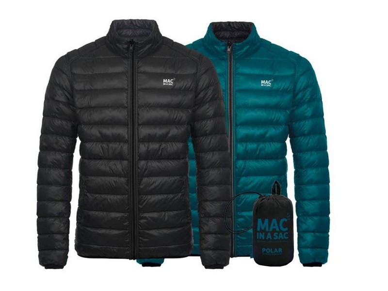 Mac In A Sac Women's Reversible Polar Down Jacket