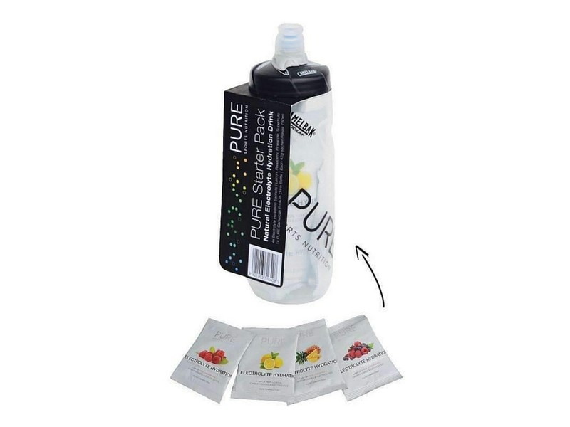 Pure Electrolyte Hydration Premium Starter Kit